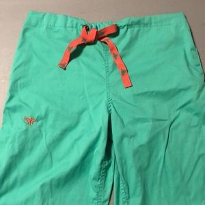 Med Couture Small Scrub Pants